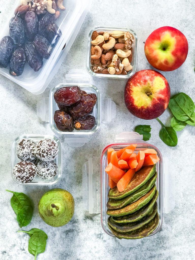 foodprep vinter snacks