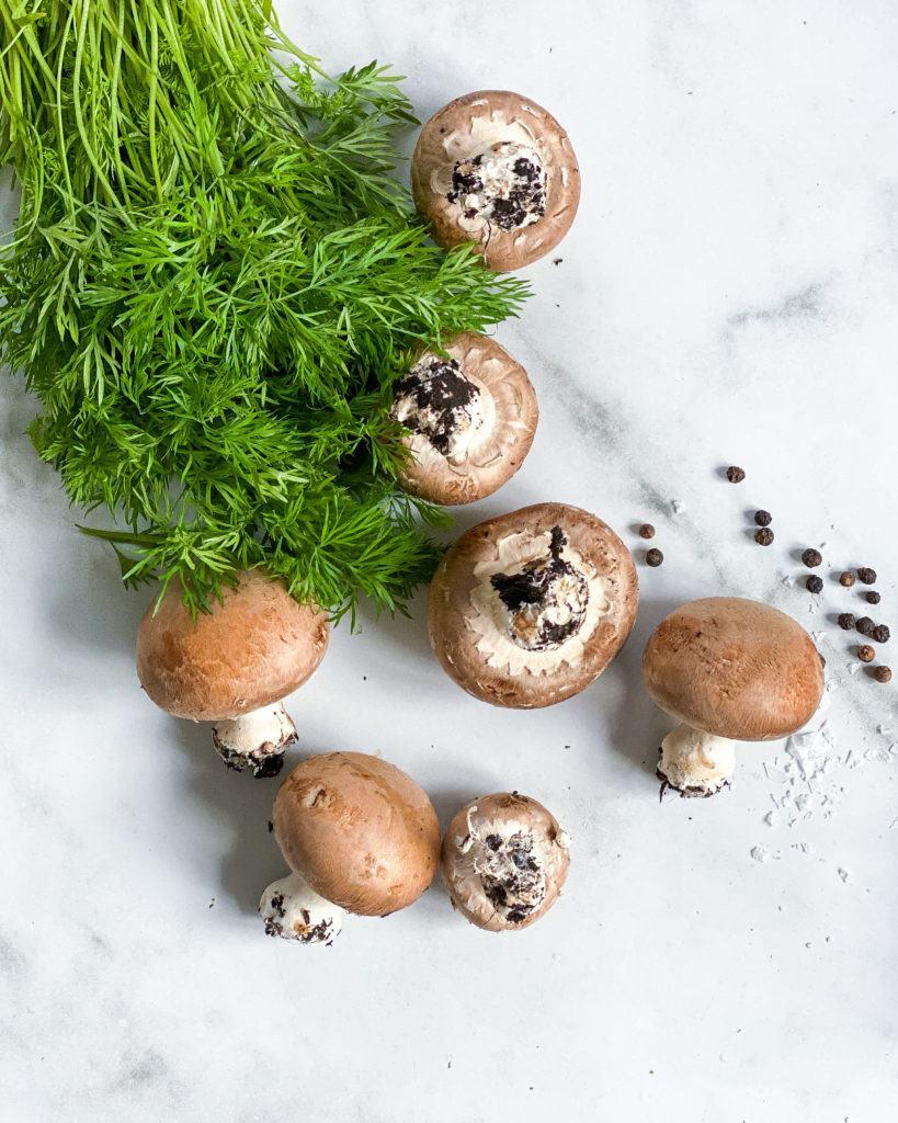 dild champignon