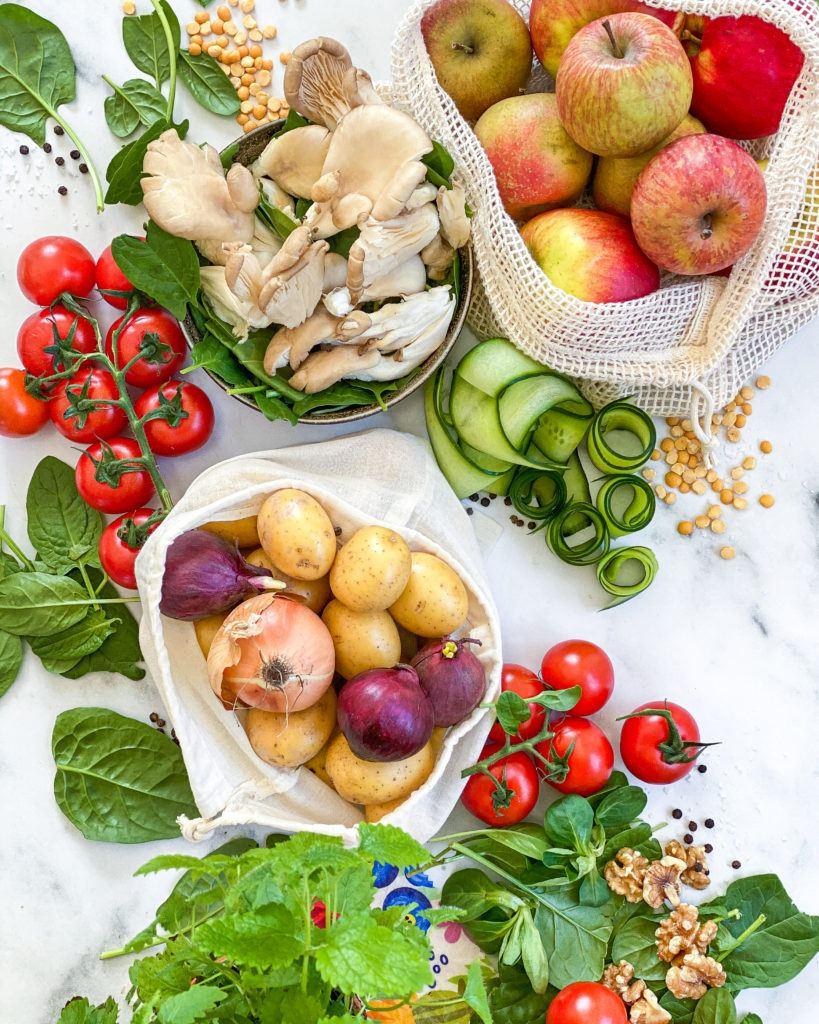 april sæson grøntsager