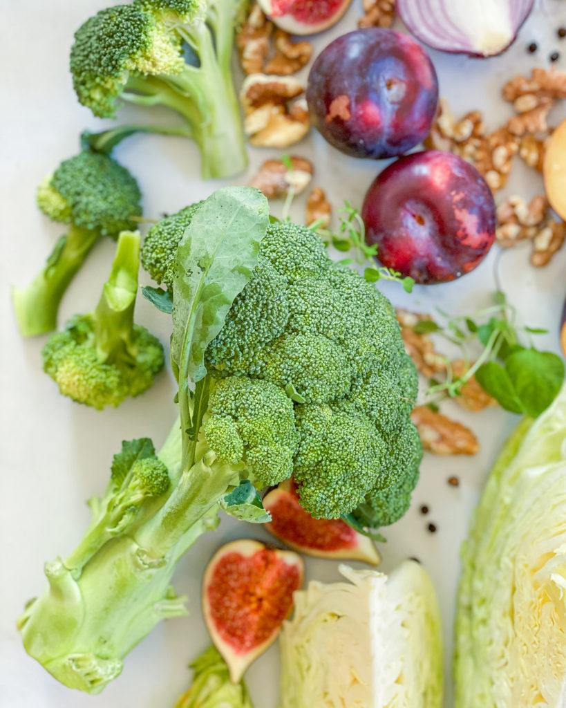 oktober sæson råvarer broccoli