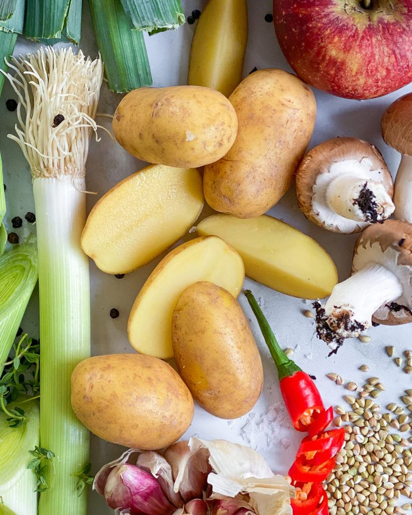 november råvarer kartofler