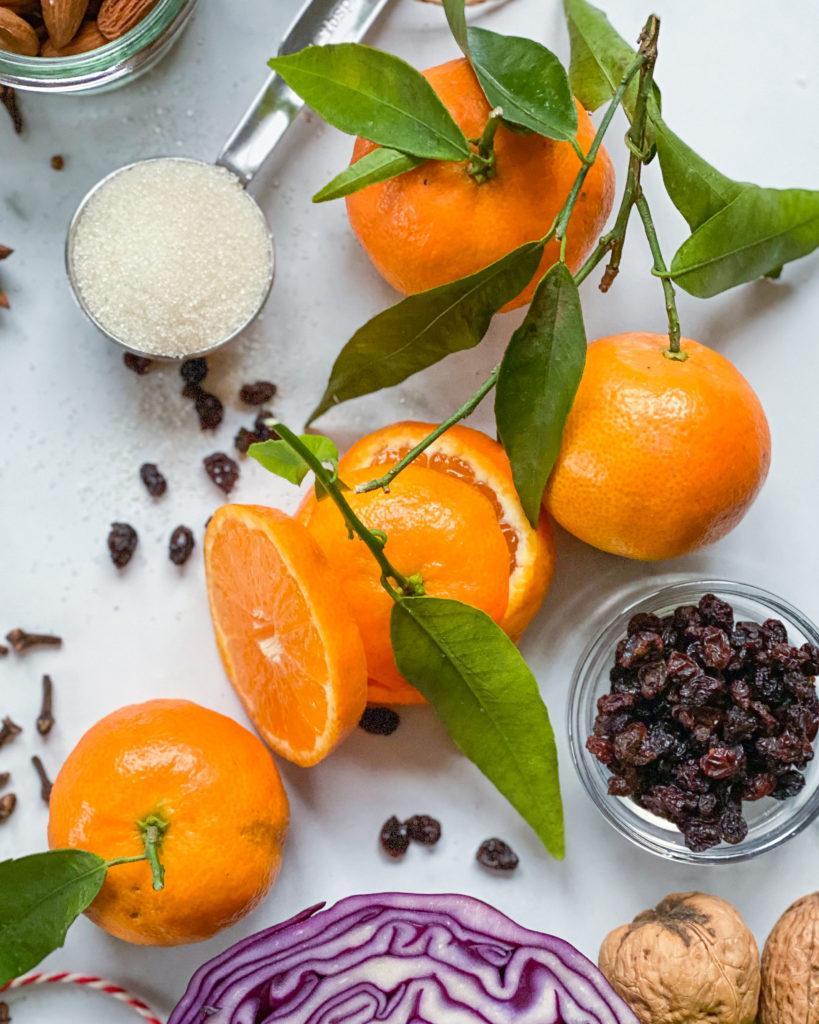 december sæson råvarer clementin