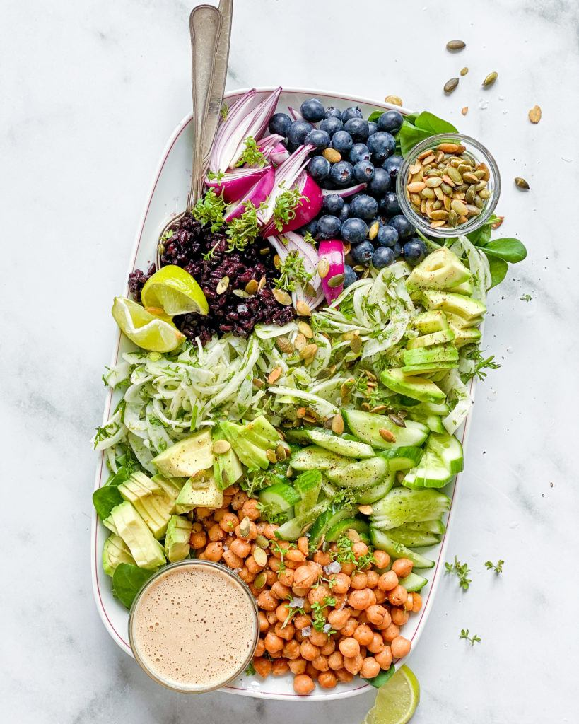 sunde salater fennikelsalat med dild