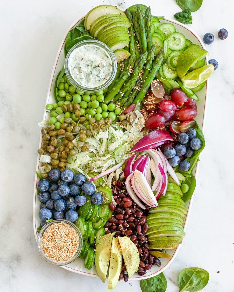 sunde salater fennikelsalat med sorte bønner