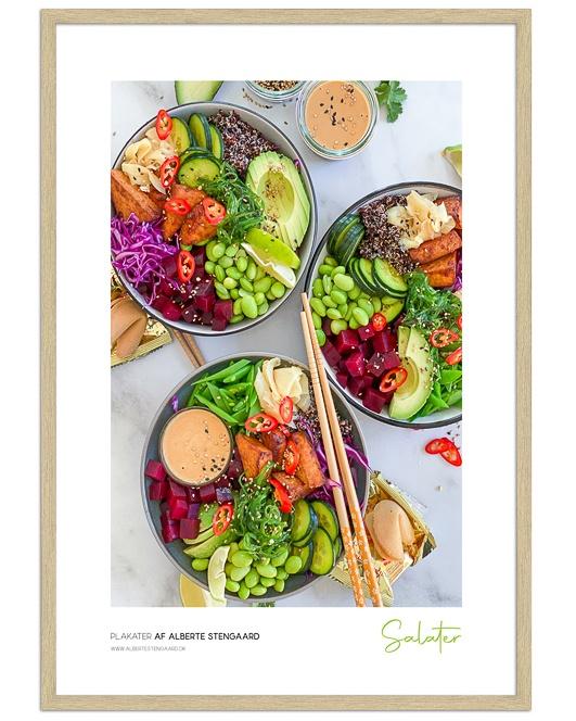 salater mad plakat