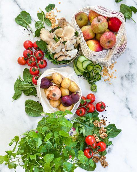 april grøntsager